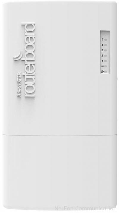MikroTik FiberBox SPF Outdoor Switch