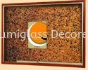 Wooden Frame Cork Notice Board Sliding Glass Cabinet Notice Board White Board (AF)