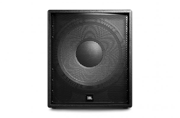 """PRX318SD 18"""" Compact Subwoofer System"""