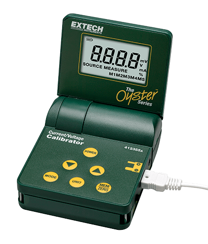 Extech 412355A Current and Voltage Calibrator/Meter