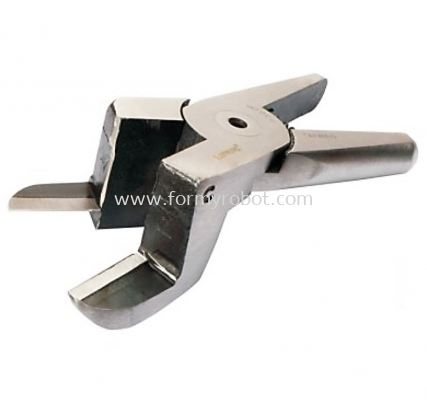 N30AHP. Crank Shaped Flat Cutting Blade