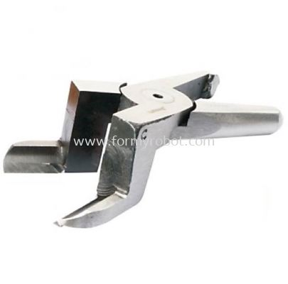 N30AHC. Crank Shaped Flat Cutting Blade