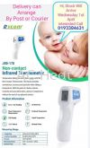 Non Contact Infrared Forehead Thermometer Controls, Control Systems & Regulators