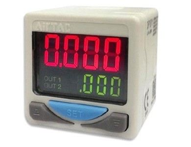 DPS Series digital display pressure switch