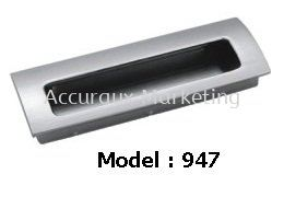 Recessed Handle
