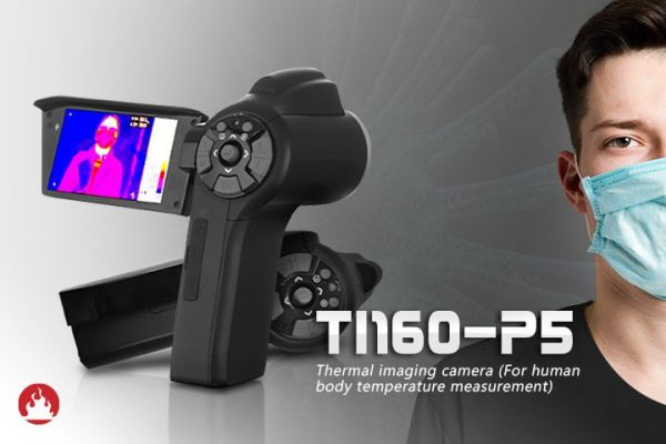 TI160-P5 - Thermal Imaging Camera (For human body temperature measurement)