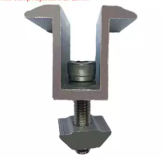 CENTER CLAMP 45MM BROAD SOLAR
