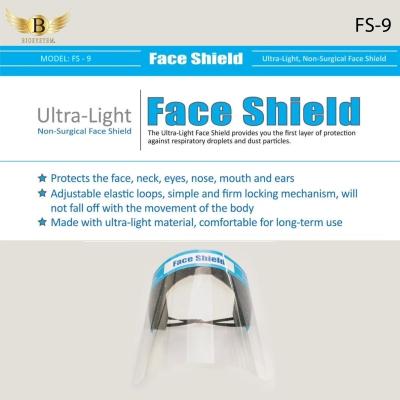 Ultra-Light Face Shield / Adjustable ��FS-9��