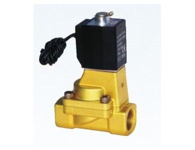 2KW(Internally piloted and normally opened) Series Valve
