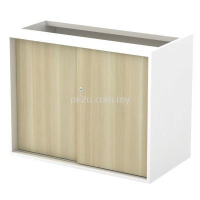 SC-YS-963 - Sliding Door Low Cabinet (W/O Top And Base)