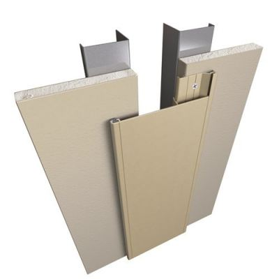 811 Series Cover Plate Wall & Ceiling Expansion Joint Covers