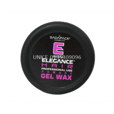 Elegance Plus Transparent Pomade Hair Wax (140g)
