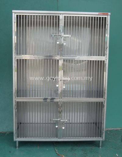 Stainless Steel Pet Cage �ֳ�������