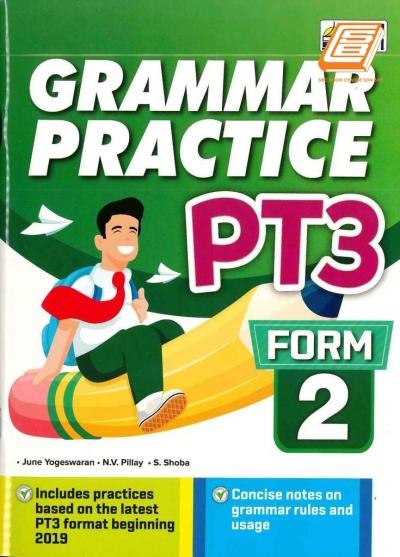 Grammar Practice PT3  Form 2