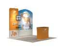 Booth 110-A2C5 3x3 Booth Design Booth Solution