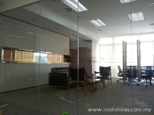 Reflective Window Film : Silver