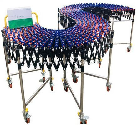 myFlexiCONVEY - Expandable / Flexible Conveyor