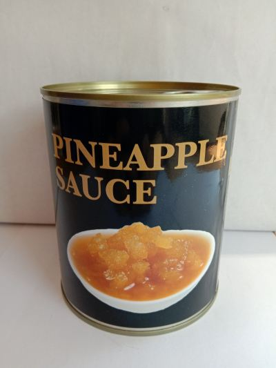 Pineapple Sauce , 1kg/can