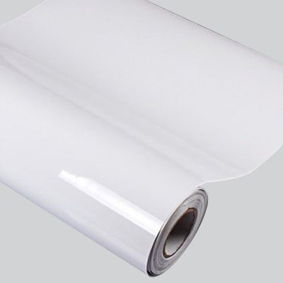 PX02630 Gloss White Sticker (Removable)