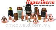 HYPERTHERM POWERMAX SERIES CONSUMABLE CONSUMABLE AND ACCESSORIES HYPERTHERM PLASMA CUTTING MACHINE