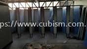Series- L (Nylon Accessories) Series- L (Nylon Accessories) Series L Toilet Cubicles