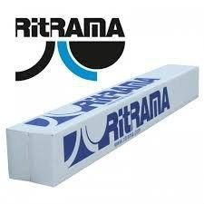 R08287 RI-145/100 PVC Gloss White Super Opaque Sticker AP940