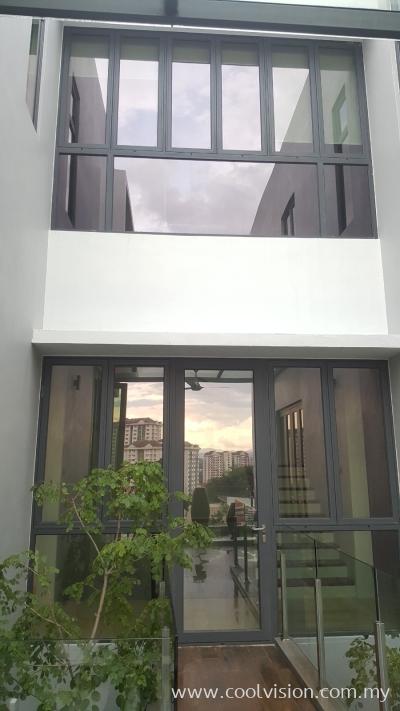 Window Film : 3M Crystalline