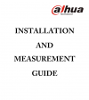 Installation & Measurement Guide Thermal Camera Dahua CCTV System