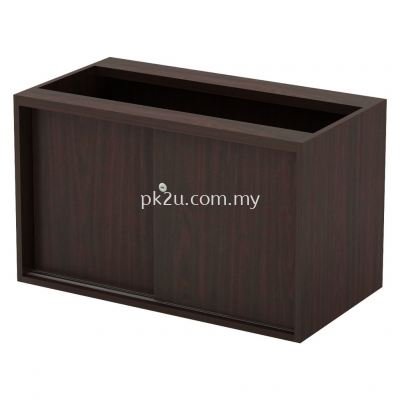 SC-YS-848 - Sliding Door Side Cabinet (WO Top And Base)