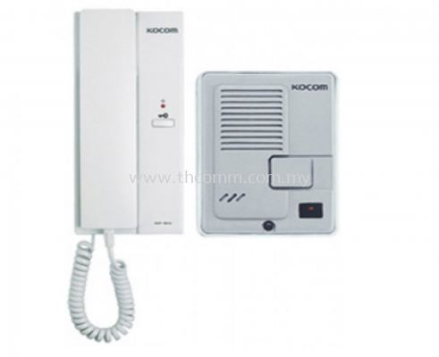 Kocom KDP-601A/D 1to1 Door Phone