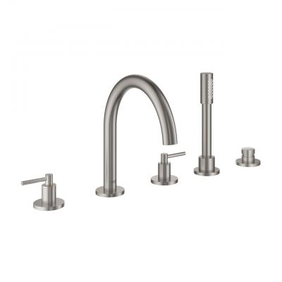 Grohe Atrio 19922DC3 5-Hole Bath Combination
