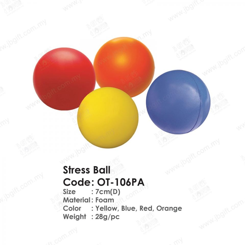 Stress Ball OT-106PA Miscellaneous
