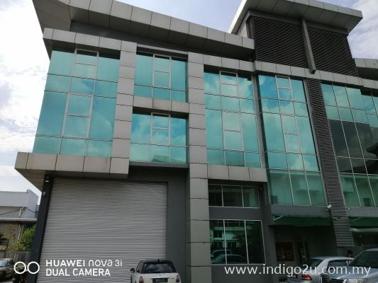TINTED FILM : SILVER 20%