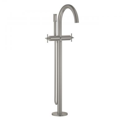Grohe Atrio 25044DC3 Bath Mixer, Floor Mounted