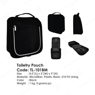 Toiletries Pouch TL-101BM