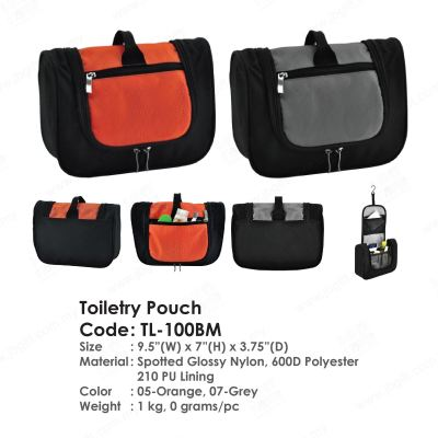 Toiletry Pouch TL-100BM
