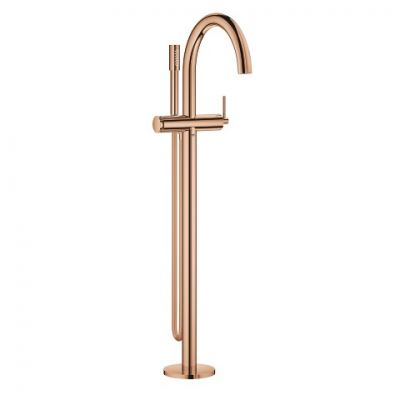 Grohe Atrio 32653DA3 Bath Mixer, Floor Mounted