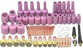 TIG Welding Consumables TIG WELDING WELDING CONSUMABLES AND ACCESSORIES