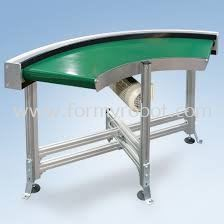Belt Bends & Curved Conveyor
