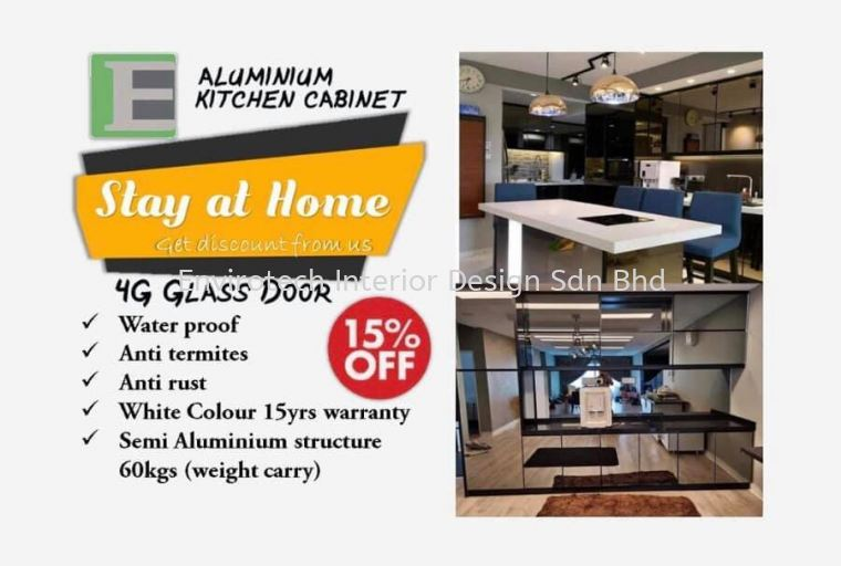 STAY AT HOME PROMOTION!