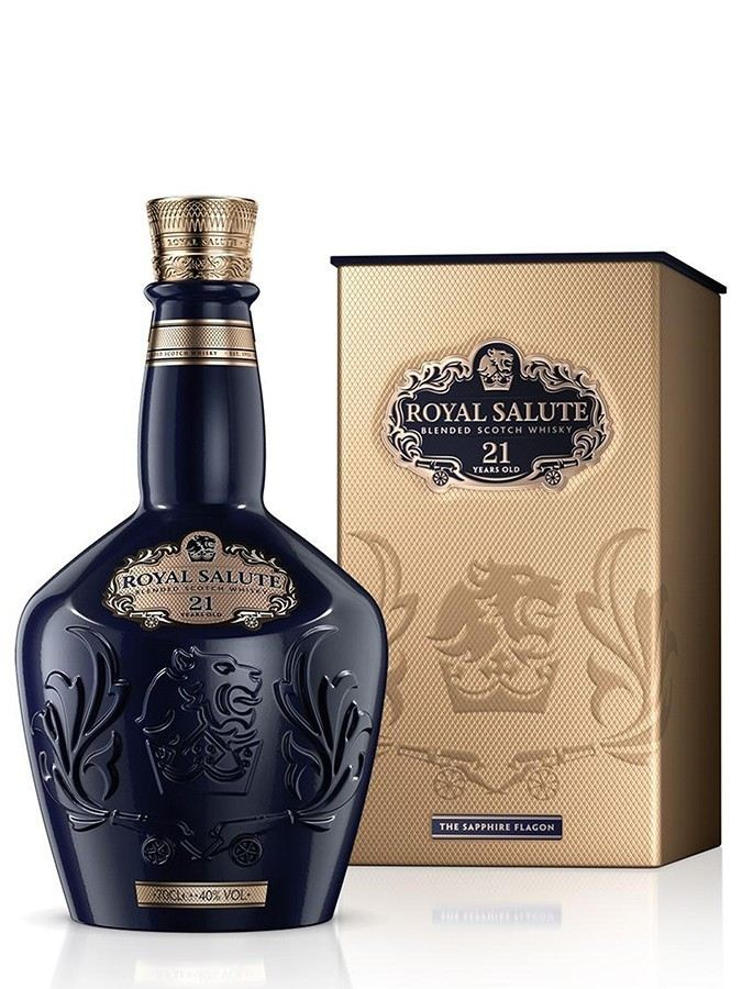 Royal Salute 21 Years Old Scotch Whisky