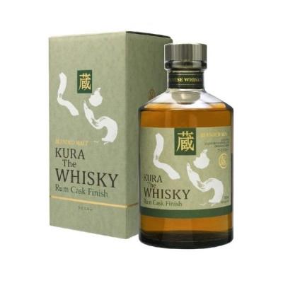 Kura 'Rum Cask Finish' Blended Malt Japanese Whisky