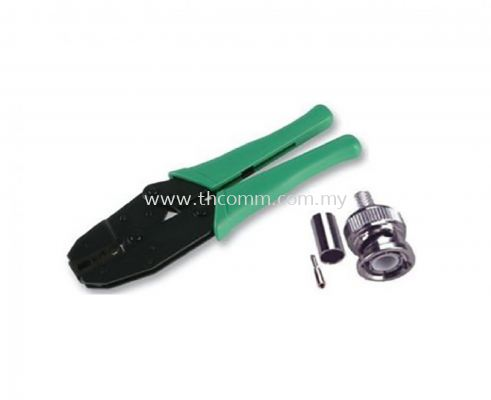 BNC Crimper for RG59 and RG6 Coaxial cables