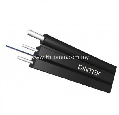 FTTH 2 CORE OUTDOOR AERIAL FLAT DROP CABLE