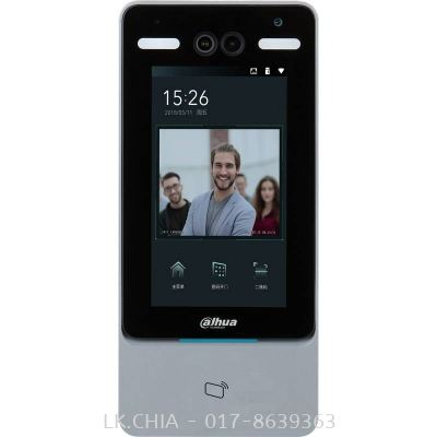 DHI-ASI7213Y Face Recognition Access Control and Time Attendance Terminal