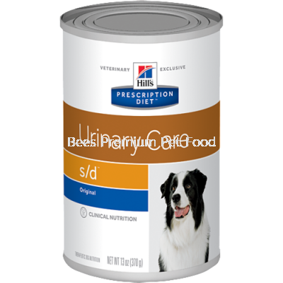 Hill's Prescription Diet s/d Canine CAN Food (Chicken) 370g