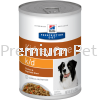 Hill's Prescription Diet k/d Canine CAN Food (Chicken & Vegetable Stew) 354g Hill's Prescription Dog Food