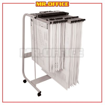 MR.OFFICE : PHS-288 25 Plan Hangers Stand (Front Loading)
