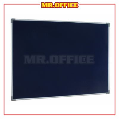MR.OFFICE : VN-36 90H x 180L (cm) Velvet Notice Board / Papan Kenyataan
