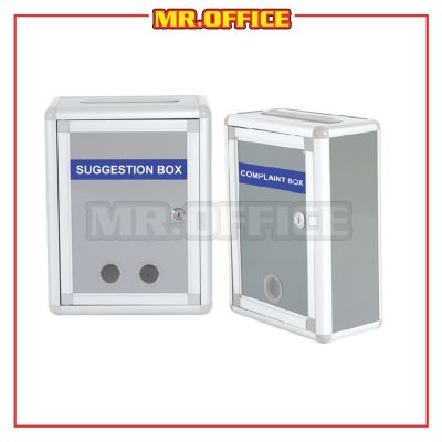 MR.OFFICE : WB-605 Small Complaint and Suggestion Box / Kotak Aduan dan Cadangan
